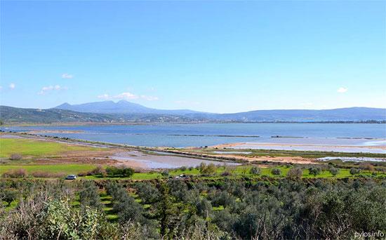Λιμνοθάλασσα Γιάλοβας