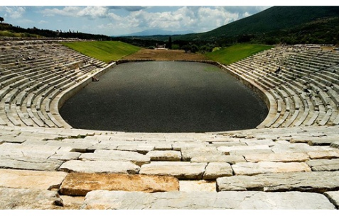 Ancient Theater Messinia