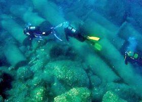 Underwater Methoni