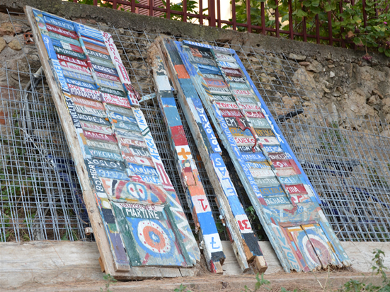 Koroni: The Story Of The Painted Old Windows