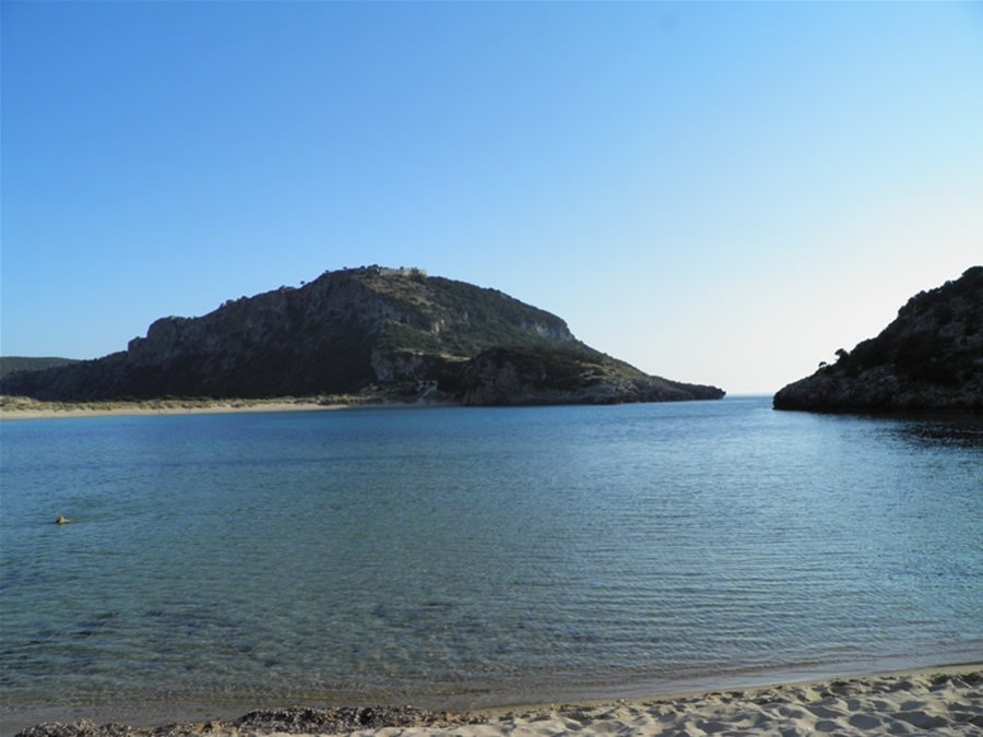Beach of Voidokoilia Pylos